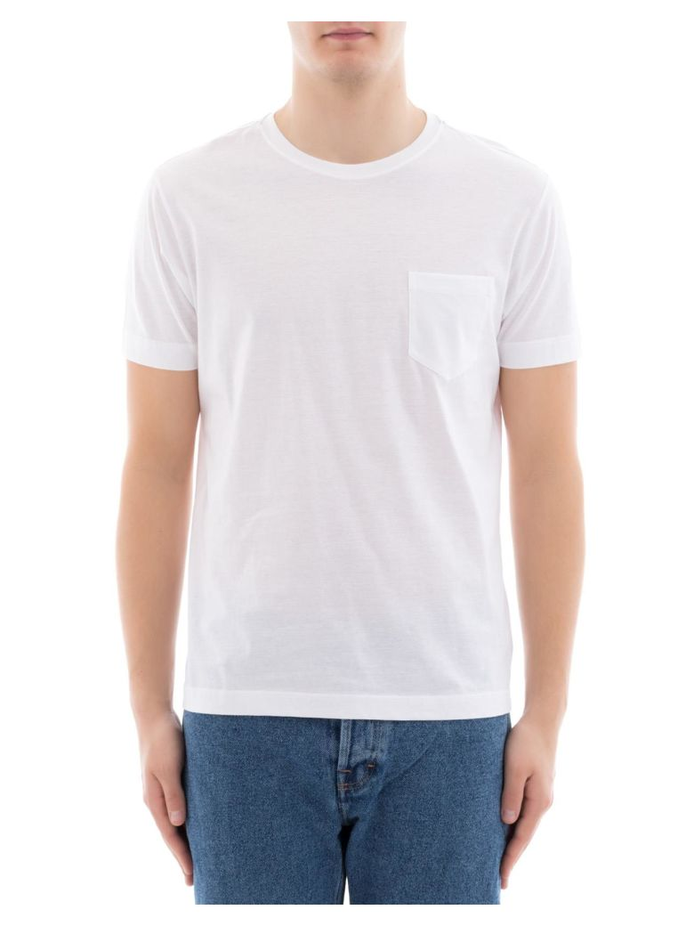 Orian WHITE COTTON T-SHIRT