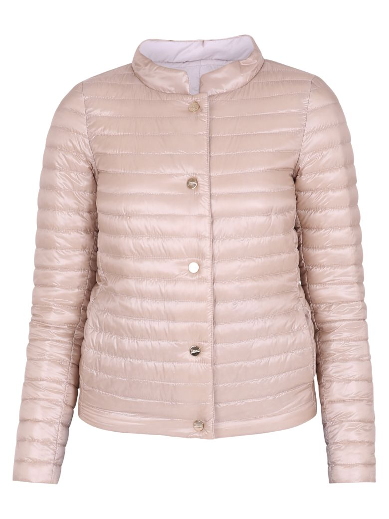 NUDE QUILTED JACKET