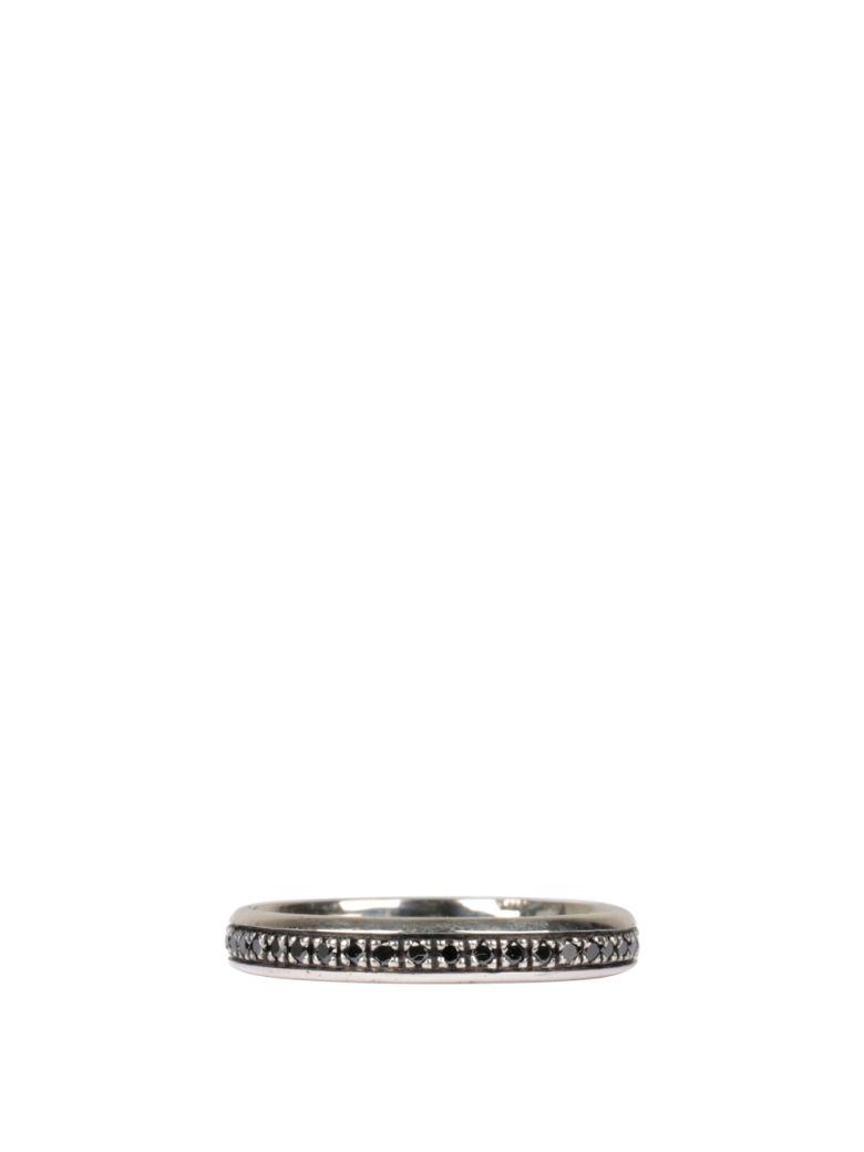 Ugo Cacciatori Silver Ring - ARGENTO