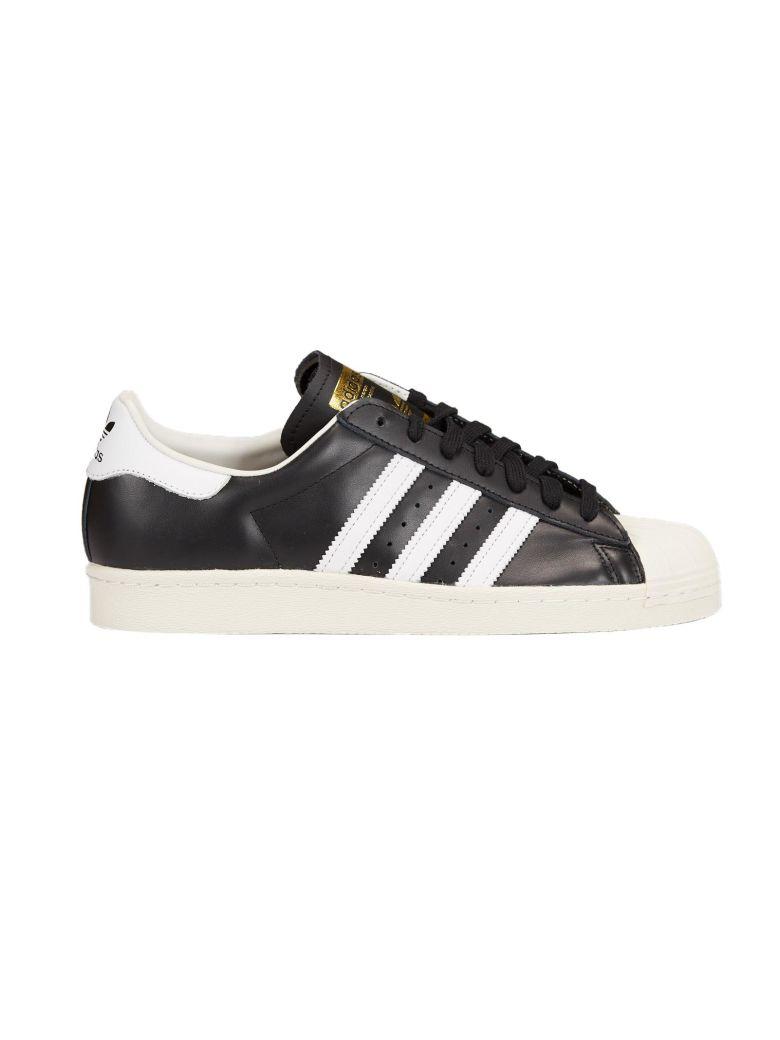 Adidas Originals Superstar 80s sneakers, negro modesens