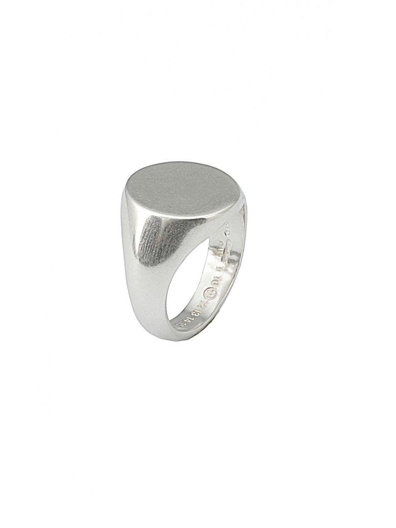 Maison Margiela Silver Ring - SILVER