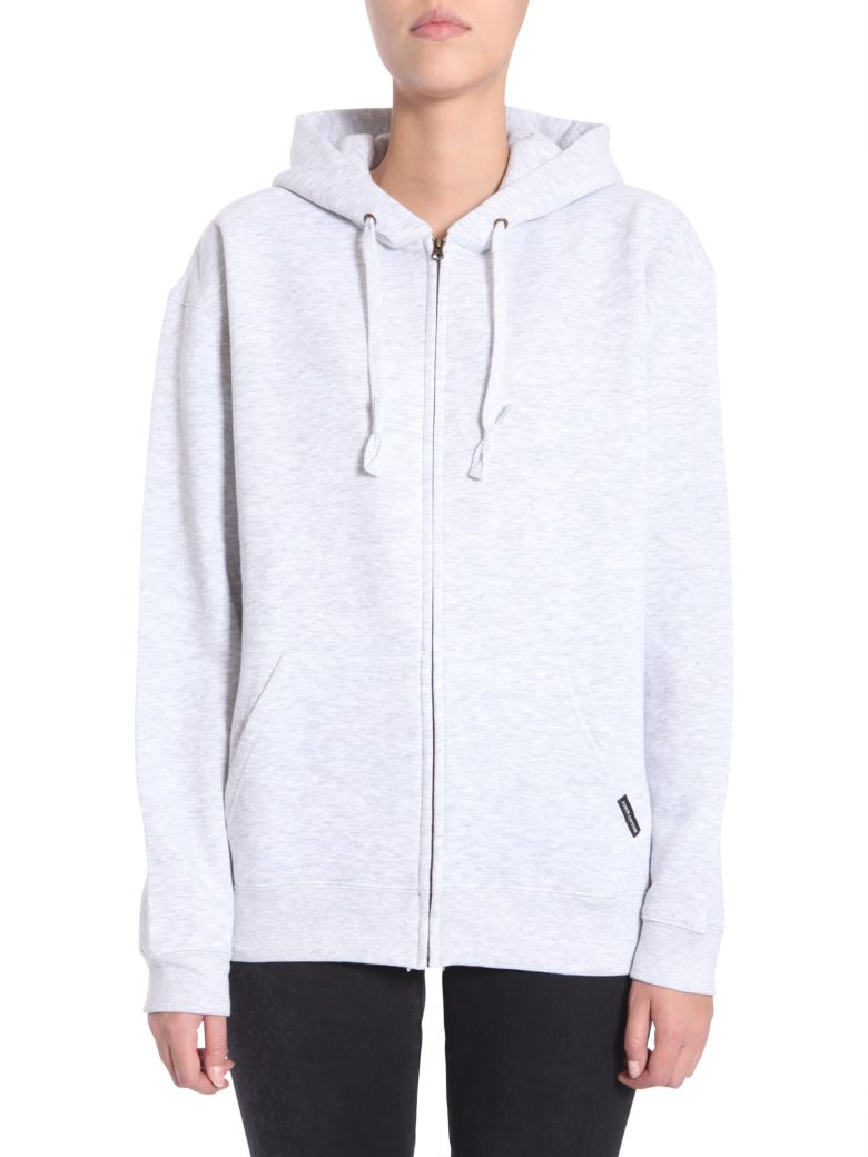 "FORTE COUTURE ""Fiamma"" Sweatshirt in Grey"