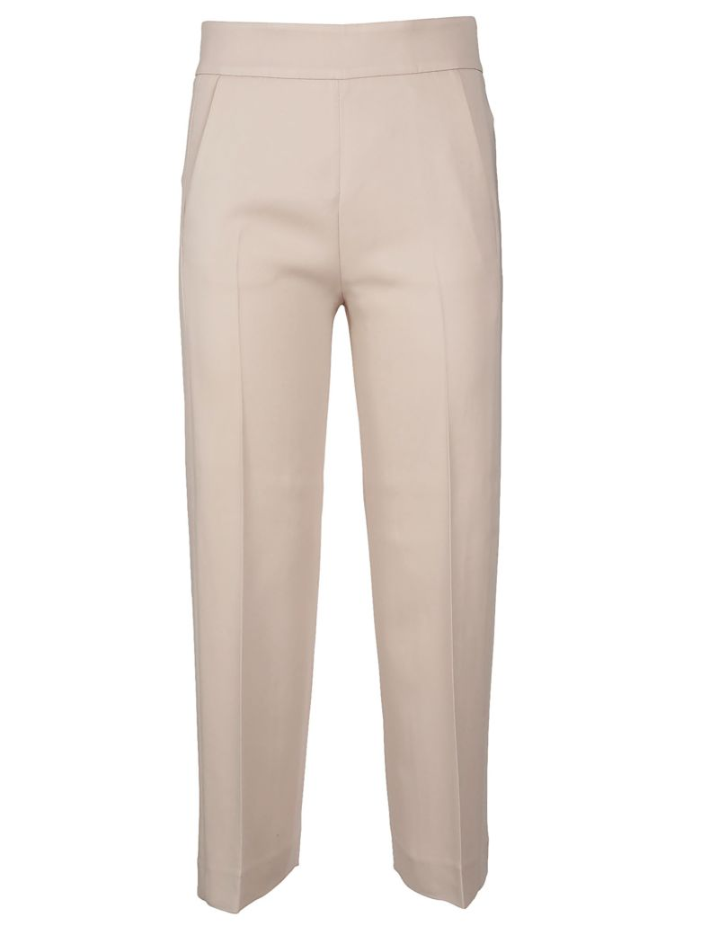 QL2 Quelledue Cropped Trousers in Blush