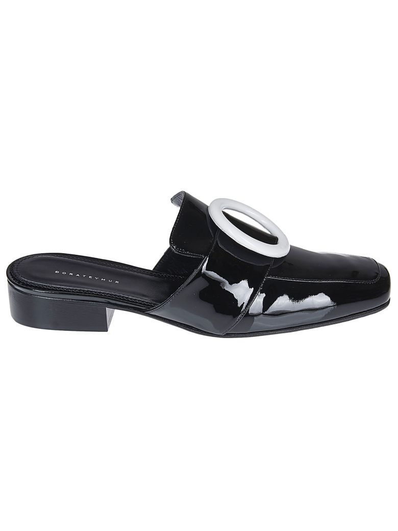 PETROL SHADOW LOAFERS