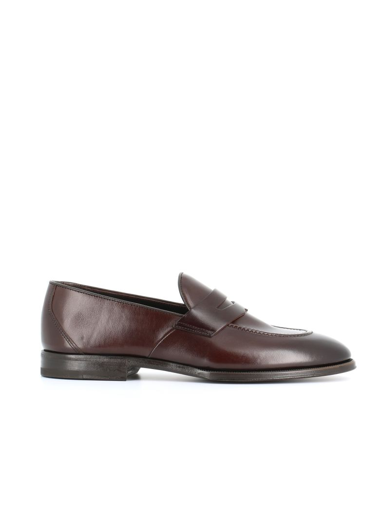 HENDERSON BARACCO Loafers with metal insert k0ZDWa0
