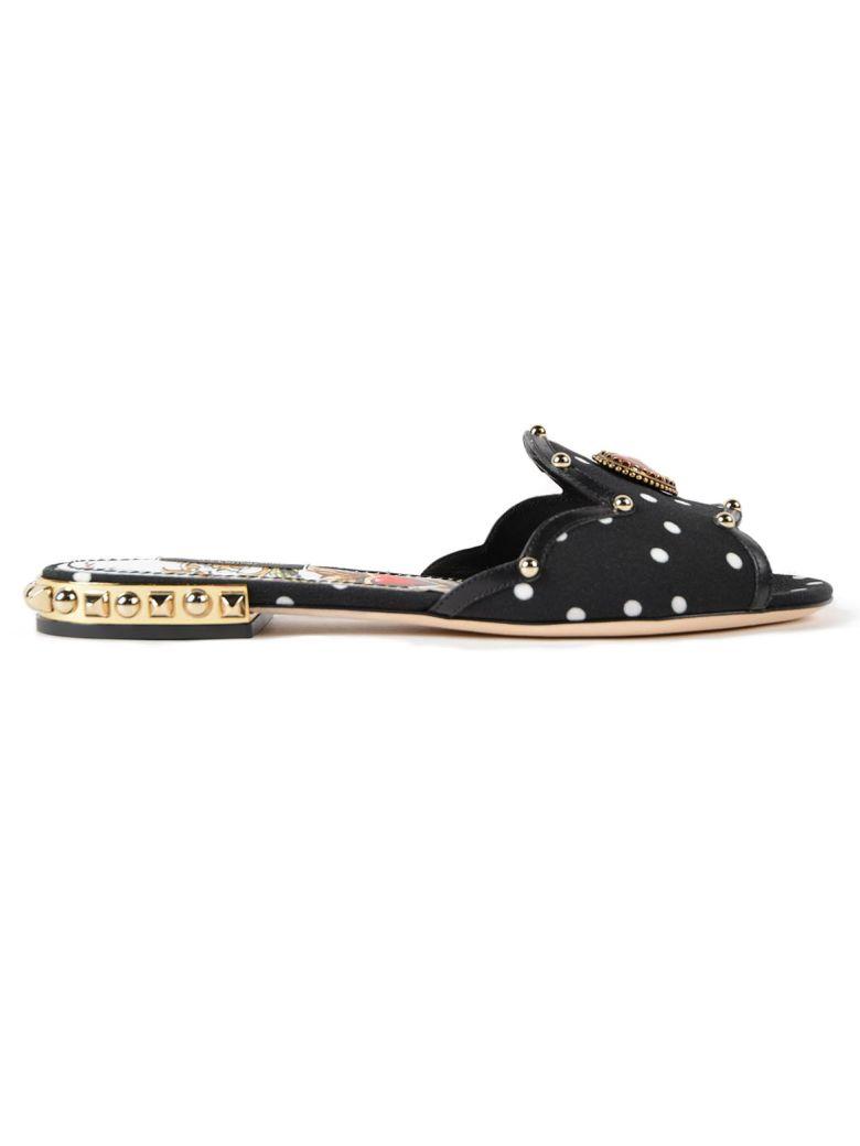 Dolce & Gabbana  CADY MULE