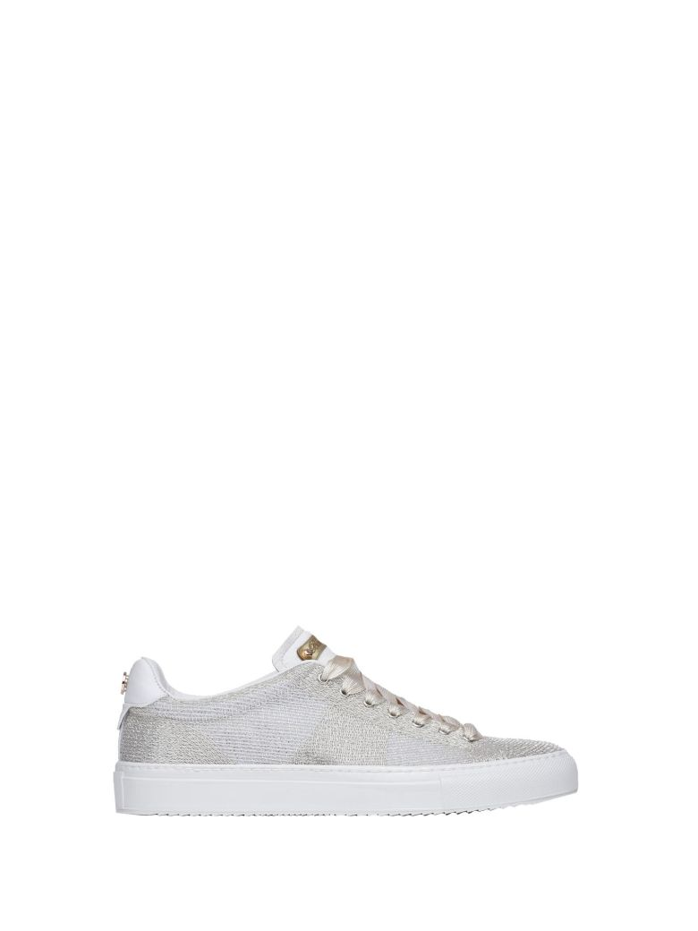 BARRACUDA BEATRICE GOLD SNEAKERS