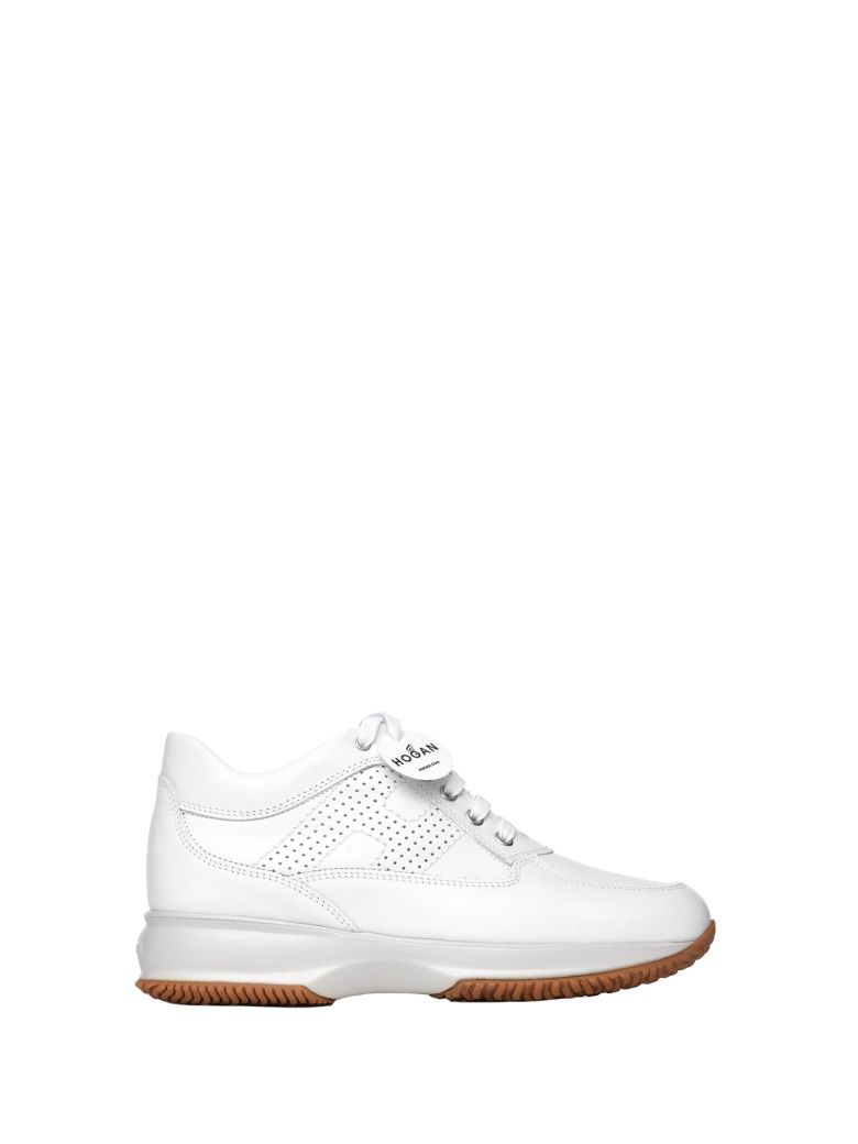 INTERACTIVE WHITE SNEAKERS