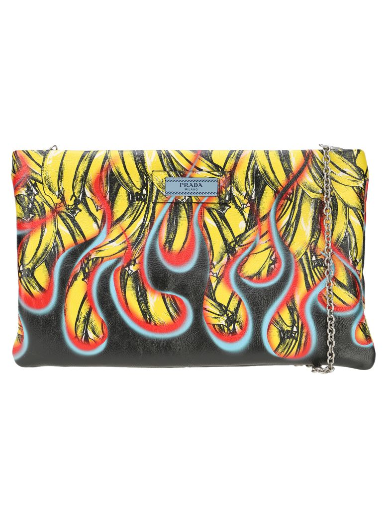 POUCH BANANA FLAME