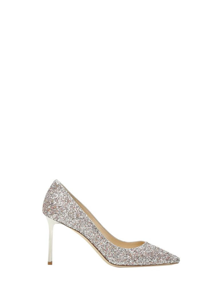 VIOLA MIX SPECKLED GLITTER POINTY TOE