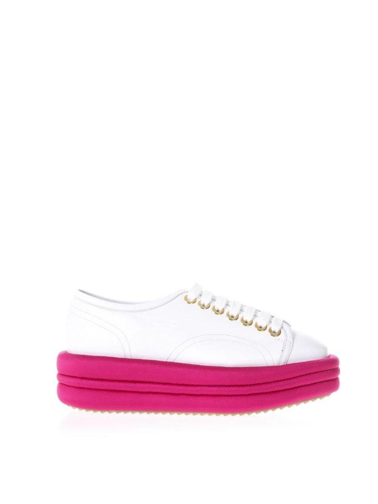 Diva platform sneakers - White Marc Ellis PU52Blp