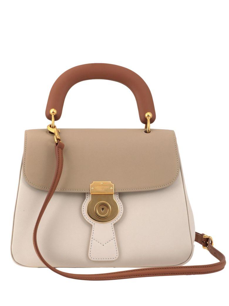 Burberry Dk88 Medium Bag In Limestone-Honey   ModeSens ebd50fac1b