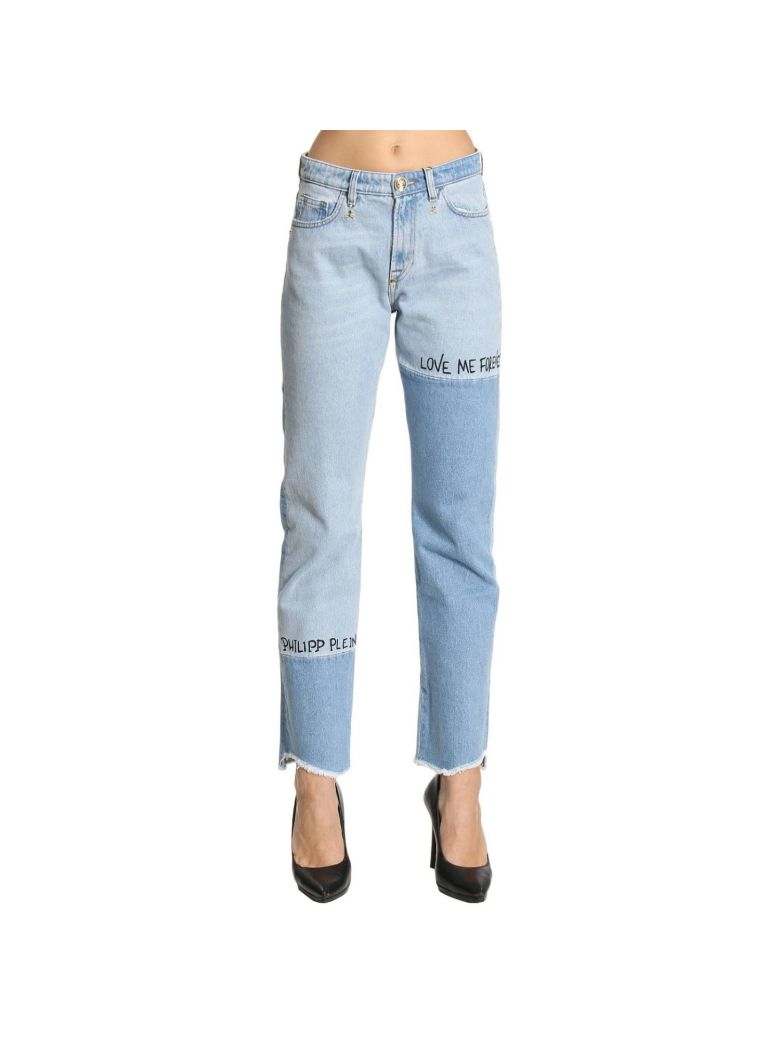 Philipp Plein Jeans Jeans Women Philipp Plein - stone washed