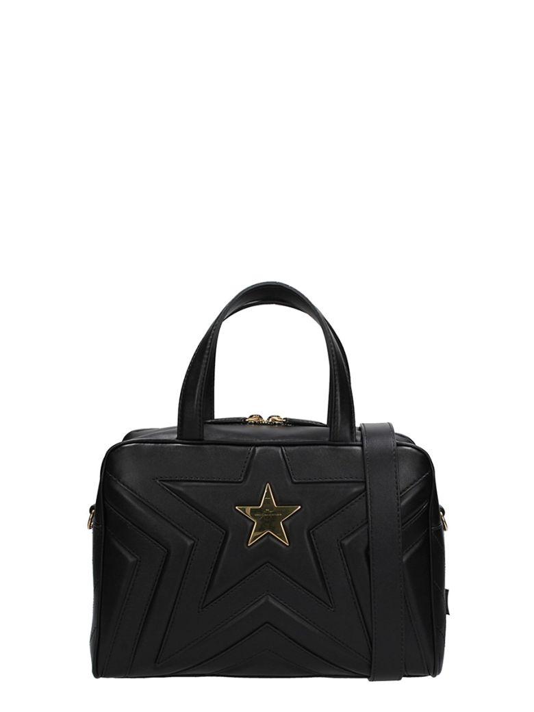 6b6595954ca5 Stella Mccartney Star Quilted Handbag In Black