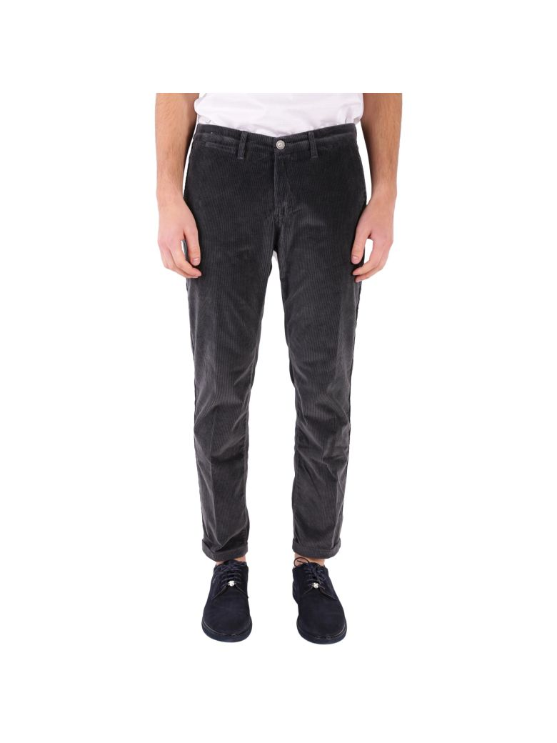 RE-HASH CORDUROY TROUSERS
