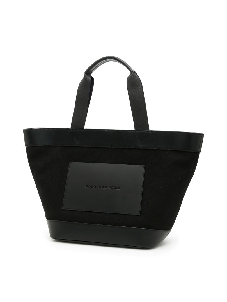 CANVAS LARGE TOTE