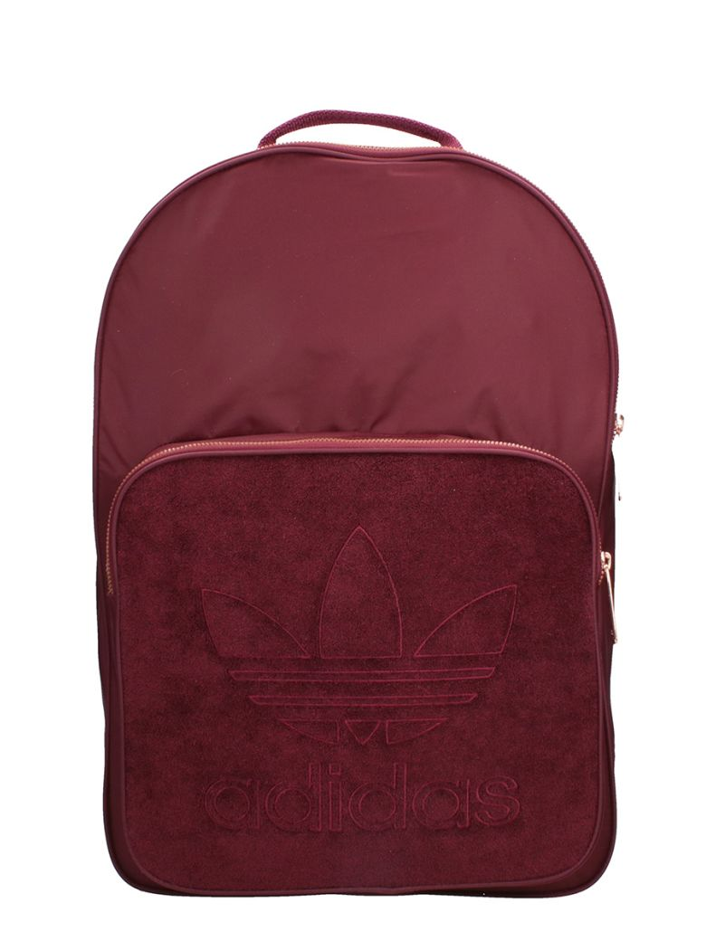a94e16522c99 Adidas Originals Nylon Bordeaux Backpack