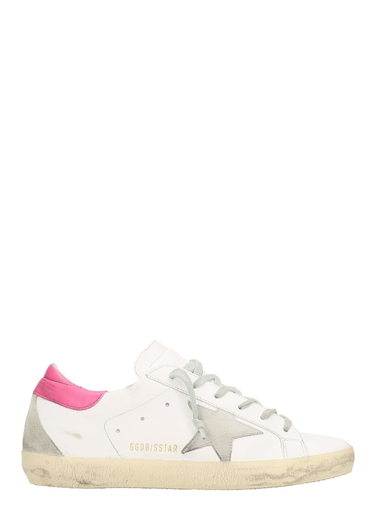 SUPERSTAR WHITE SNEAKERS