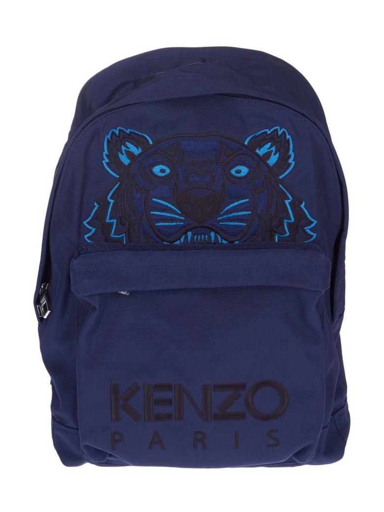 KENZO Tiger Backpack - Blue