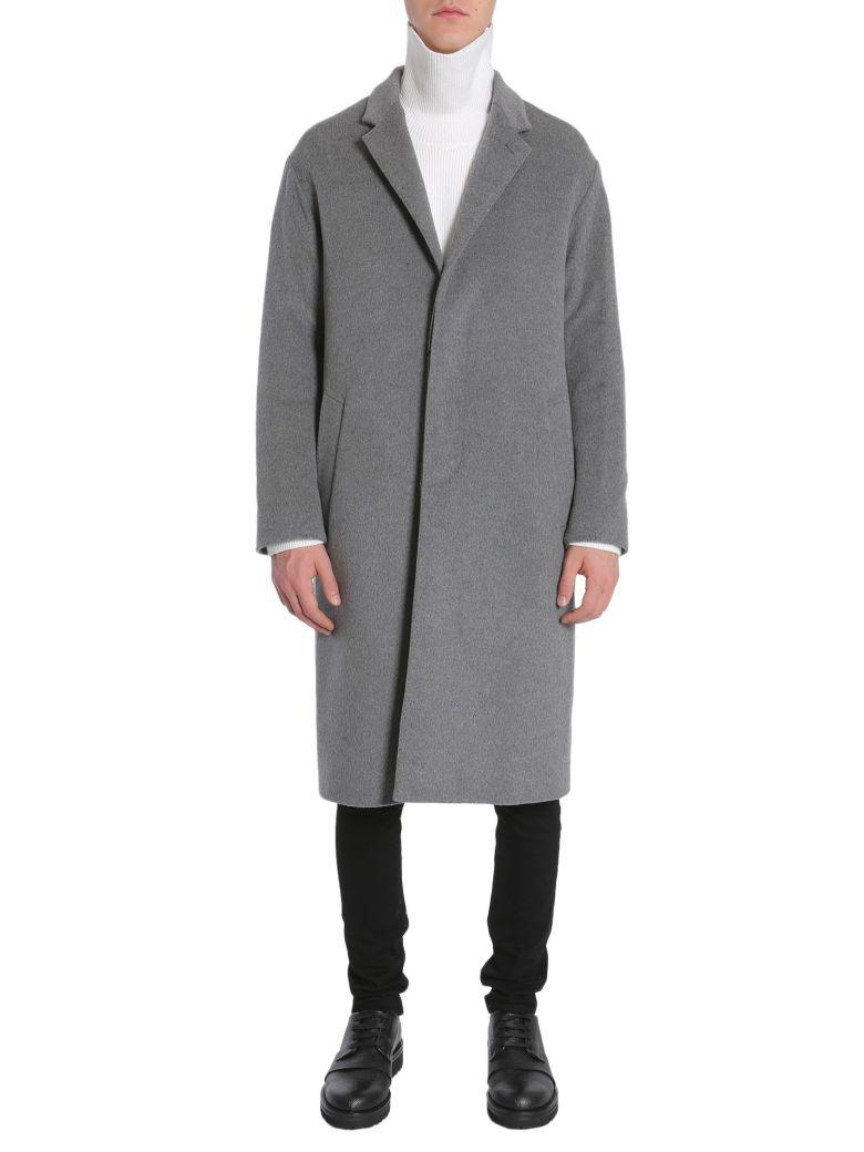 MACKINTOSH Classic Coat in Grey