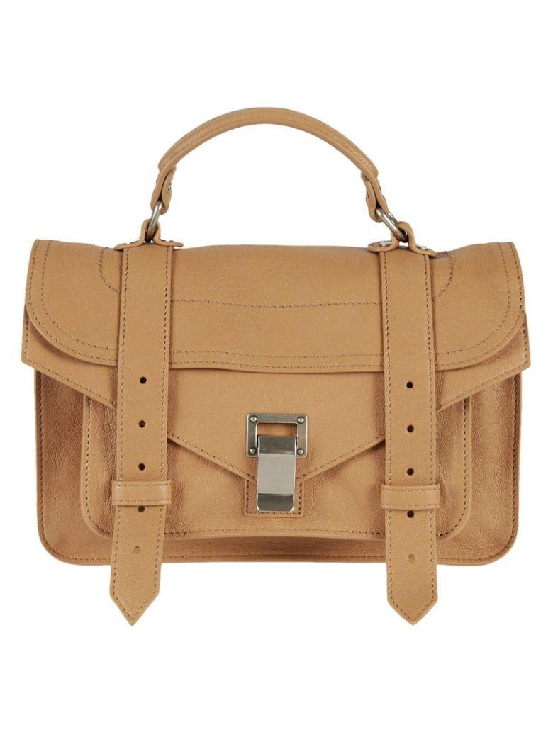 Proenza Schouler Tiny Ps1 Shoulder Bag In Desert Earth   ModeSens c6085038ed