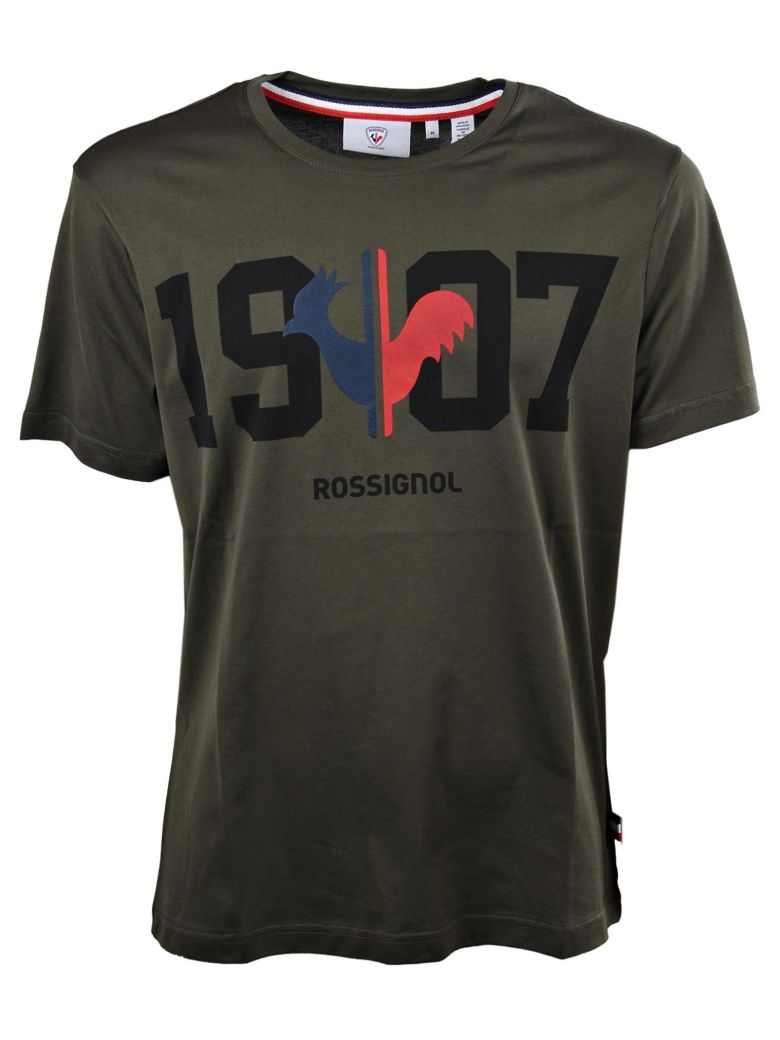 Fashion Style Cheap Price Official Site For Sale SHORT SLEEVES JERSEY - TOPWEAR - T-shirts Rossignol Discount 2018 Unisex Comfortable Cheap Price 9OQB7r