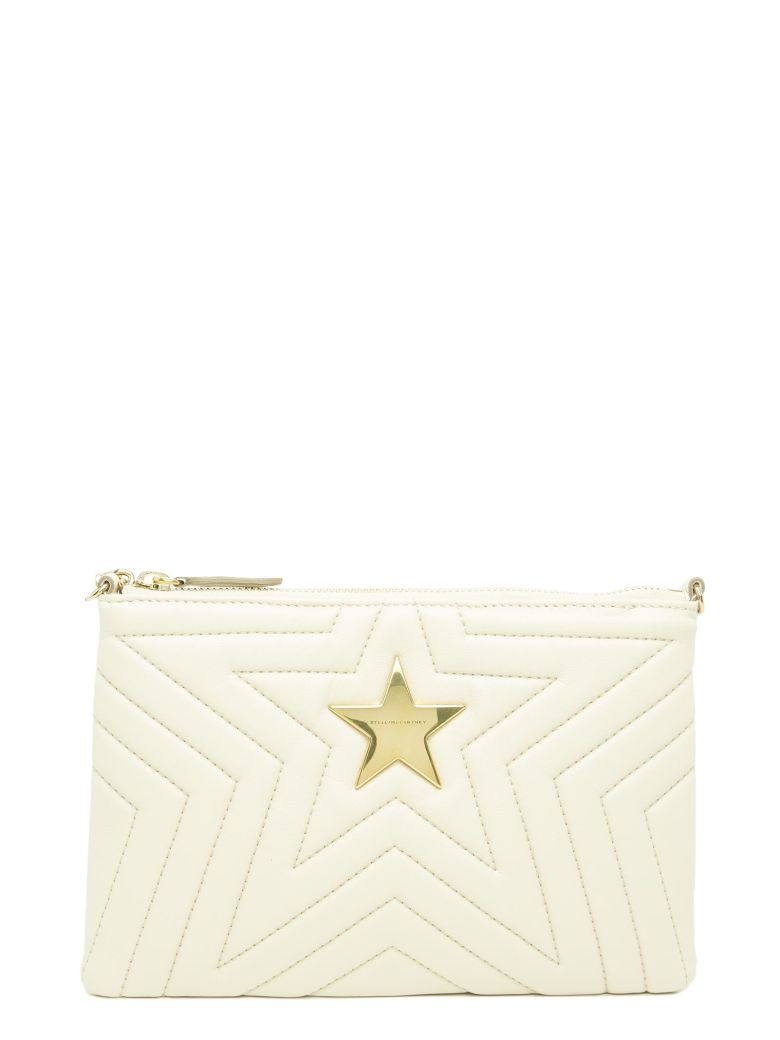 STELLA MCCARTNEY STELLA STAR CLUTCH