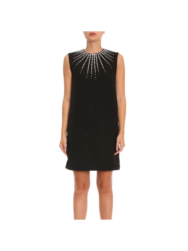 Miu Miu Slip On Dress - Black