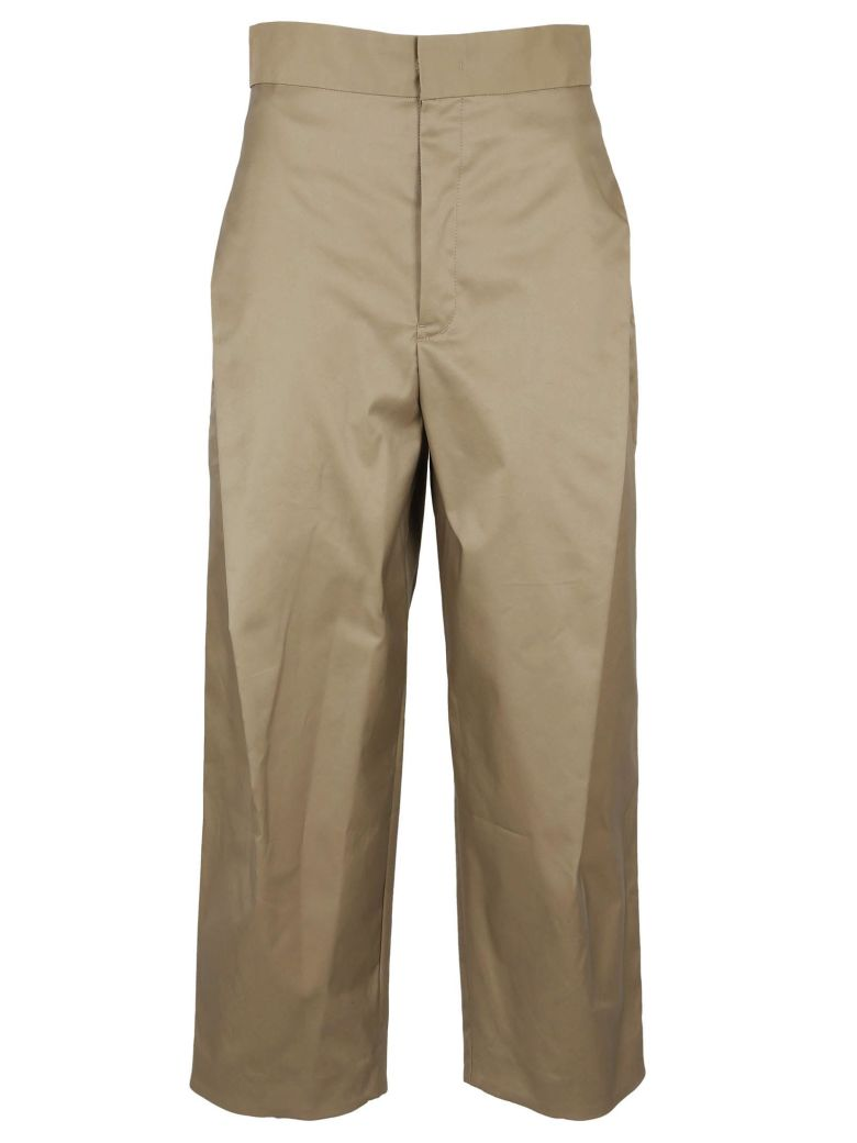 Y's FLARED TROUSERS