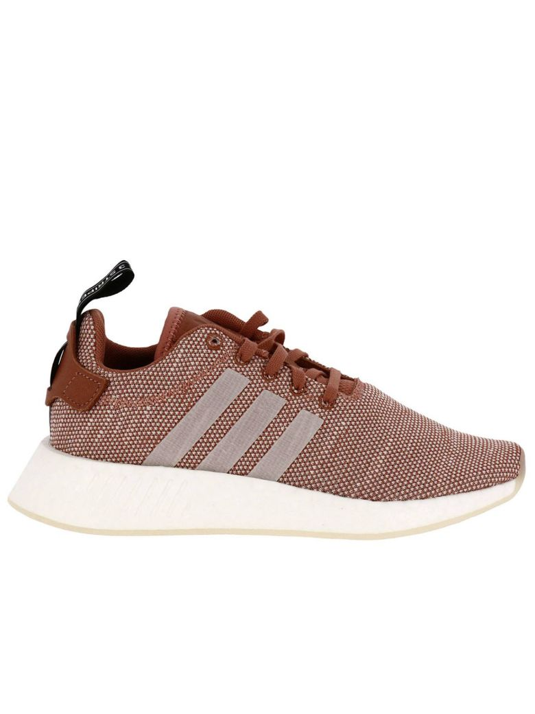 SNEAKERS ADIDAS ORIGINALS NMD-R2 W PRIMEKNIT SNEAKERS WITH MICRO EFFECT