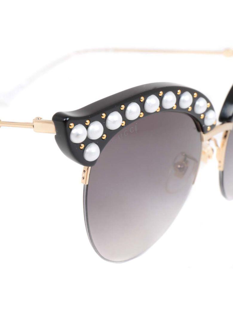 05846663e6 Gucci Pearl Sunglasses Cat Eye
