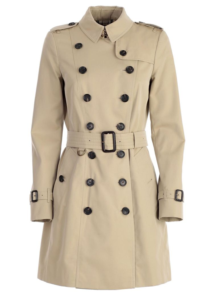 CHELSEA MID-LENGTH TRENCH