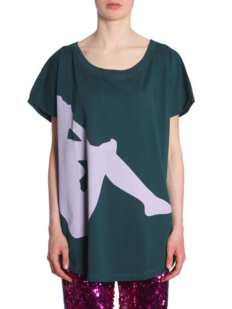 Kappa Co-Lab T-Shirt, Verde
