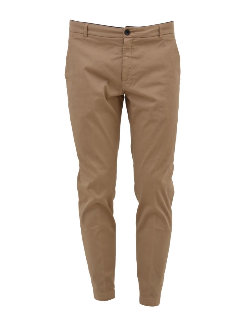 Department 5  TAILORED BEIGE TROUSERS