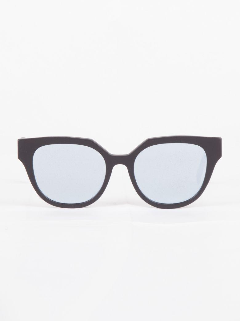 Retrosuperfuture Zizza Zero Sunglasses, Nero