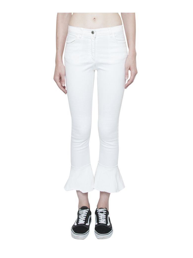 Forte Couture PAMPLONA COTTON DENIM JEANS