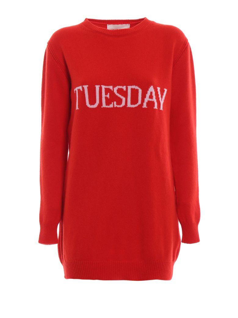TUESDAY SWEATER DRESS