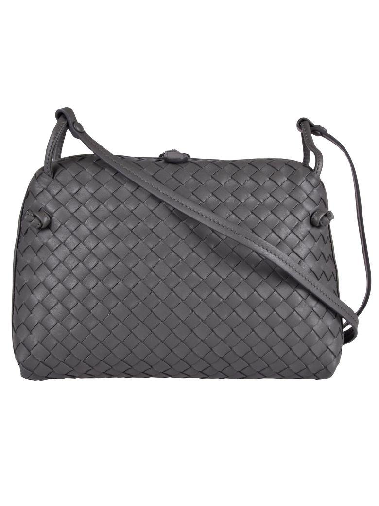 52bfdede8a62 Bottega Veneta Nodini Shoulder Bag In New L Grey New L Grey Br ...