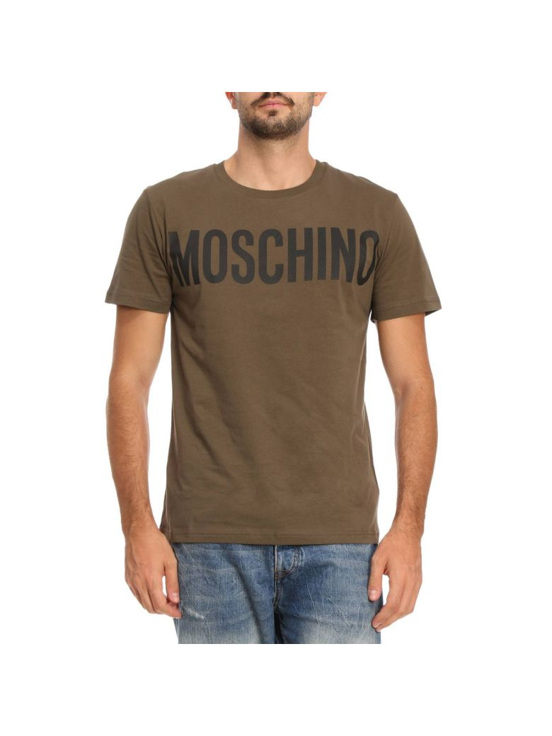 T-SHIRT T-SHIRT MEN MOSCHINO COUTURE