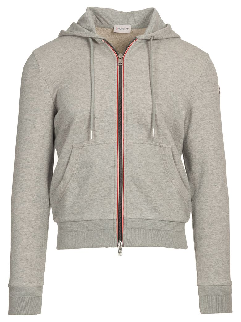 Moncler  COTTON CARDIGAN WITH HOOD