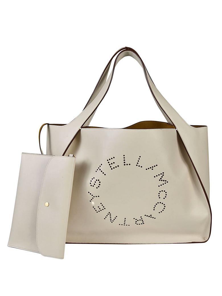 c6d0fce3cc Stella McCartney Logo Tote - White - 10512746 | italist. Stella McCartney  Falabella Tote Bag ...