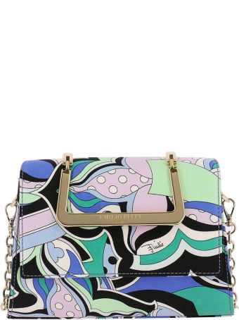 Emilio Pucci Mini Bag Shoulder Bag Women Emilio Pucci