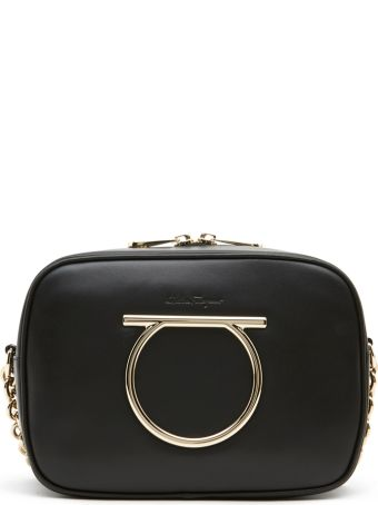 Salvatore Ferragamo 'vela' Crossbody Bag