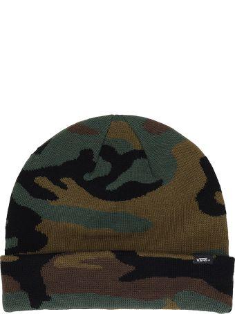 Vans Camouflage Wool Hat
