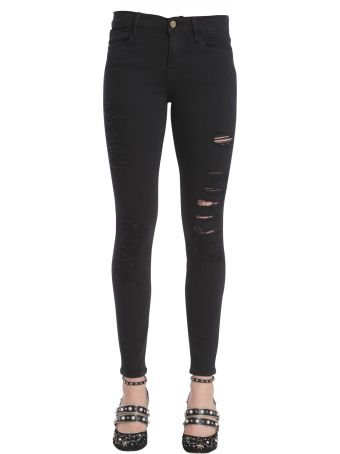 Le Color Ripped Jeans