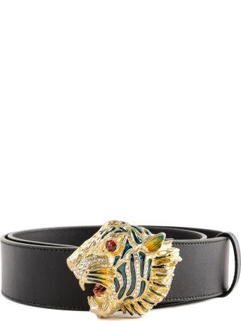 Gucci Tiger Head Belt