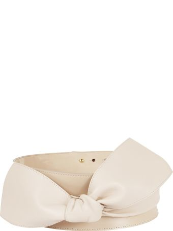 Alexander McQueen Bow Front Belt