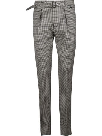 Prada Belted Trousers