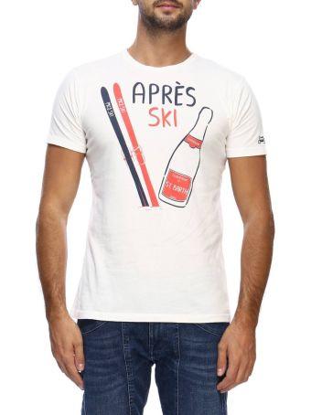 MC2 Saint Barth T-shirt T-shirt Men Mc2 Saint Barth