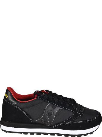 Saucony Paneled Mesh Runner Sneakers